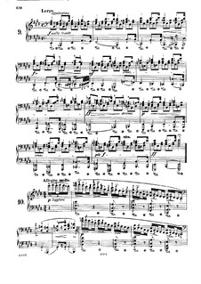 No.9-11: No.9-11 by Frédéric Chopin