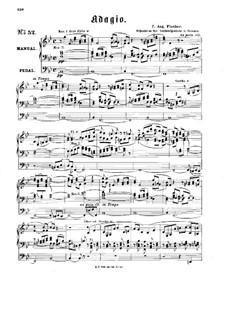 Adagio: Adagio by Carl August Fischer