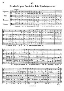 Angelis suis, K.143: Angelis suis by Johann Fux