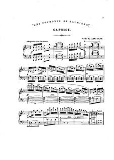 Une Couronne de Lauriers, Op.10: Une Couronne de Lauriers by Calixa Lavallée