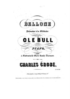 Bellone: Bellone by Ole Bull