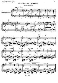 La crainte et l'espérance, Op.130: La crainte et l'espérance by Friedrich Kalkbrenner