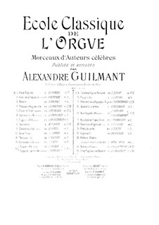 Cinq fugues et un quatuor sur le Kyrie: Cinq fugues et un quatuor sur le Kyrie by Jean-Henri d'Anglebert