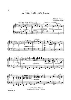 Six Fancies, Op.7: Alle Stücke by Edward MacDowell