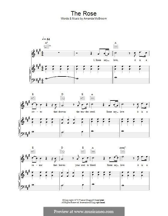 Bette middler lyrics