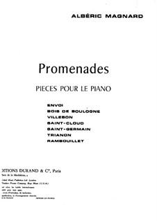 Promenades: Promenades by Albéric Magnard