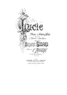 Lucie: Lucie by Benjamin Godard