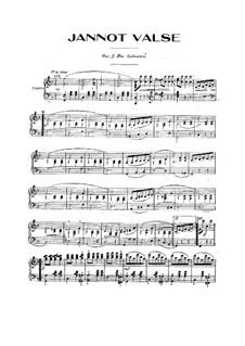 Jannôt Valse: Jannôt Valse by Jean-Baptiste Lafrenière