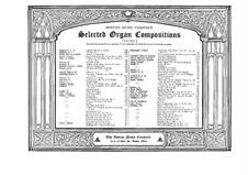 Die Festtage des Kirchenjahres, Op.66: Die Festtage des Kirchenjahres by Otto Malling