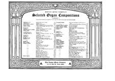 Die heilige Jungfrau, Op.70: Die heilige Jungfrau by Otto Malling