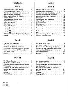 Practischer Lehrgang des Violoncellspiels: Practischer Lehrgang des Violoncellspiels by Carl Schröder