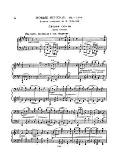 Walzer-Caprice Nr.5 nach J. Strauss: Walzer-Caprice Nr.5 nach J. Strauss by Carl Tausig