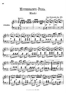 Mitternachts-Polka, Op.168: Für Klavier by Emil Waldteufel