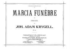 Trauermarsch, Op.59: Trauermarsch by Johan Adam Krygell