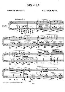 Fragmente: Fantasie, für Klavier by Wolfgang Amadeus Mozart