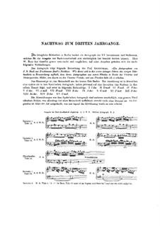 Nr.9 in f-Moll, BWV 795: Für Cembalo by Johann Sebastian Bach