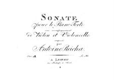 Triosonate in a-Moll, Op.47: Triosonate in a-Moll by Anton Reicha