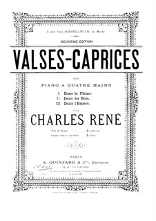 Valses-Caprices: Valses-Caprices by Charles René