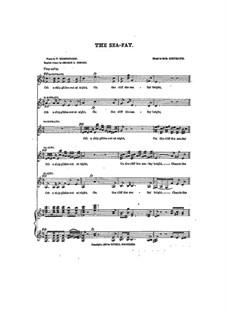Romanzen für Frauenstimmen und Klavier ad libitum, Op.69: Nr.5 Die Meerfee by Robert Schumann