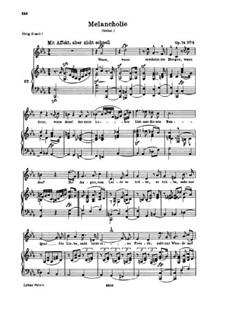 Spanisches Liederspiel, Op.74: Nr.6-7, 10 by Robert Schumann