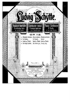 Musikalische Wandelbilder, Op.112: Musikalische Wandelbilder by Ludvig Schytte