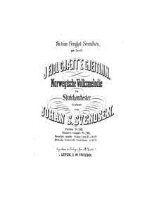 I Fjol gjætt'e Gjeitinn, Op.31: I Fjol gjætt'e Gjeitinn by Johan Svendsen