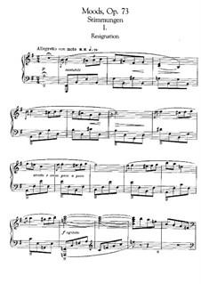Stimmungen, Op.73: Vollsammlung by Edvard Grieg