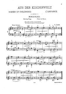 Aus der Kinderwelt, Op.74: Aus der Kinderwelt by Cornelius Gurlitt