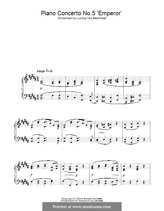 Fragmente: Teil II. Version für Klavier by Ludwig van Beethoven