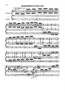 Toccata und Fuge in d-Moll 'Dorisch', BWV 538: Für Orgel by Johann Sebastian Bach