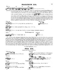 Ausgewählte Stücke: Supplement by Johann Sebastian Bach