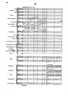 Sinfonie Nr.1 in C-Dur: Teil III by Mily Balakirev