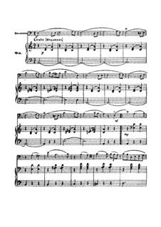 Walzer, Op.34: Nr.2, für Cello und Klavier by Frédéric Chopin