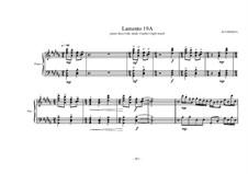 Etude No.24 for piano, MVWV 254: Etude No.24 for piano by Maurice Verheul