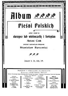 Polonäsen, Op.40: No.2 in c-moll. Bearbeitung für Klaviertrio by Frédéric Chopin