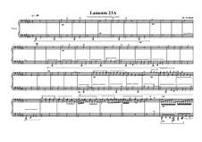 Etude No.30 for piano, MVWV 262: Etude No.30 for piano by Maurice Verheul