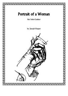 Portrait of Scotland (guitar solo): Portrait of Scotland (guitar solo) by Joseph Hasper