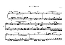 Eight small piano pieces for intermediate and advanced students: Nr.3, MVWV 273 by Maurice Verheul