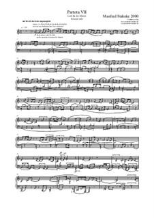 Partota No.7 - Lied für die Mutter: Partota No.7 - Lied für die Mutter by Manfred Stahnke