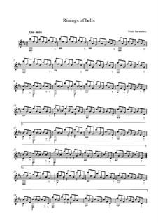 Togliatti Suite: No.6 Rinings of bells by Vitali Barannikov