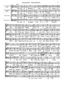 Lieder für vier Stimmen: Lieder für vier Stimmen by John Dowland
