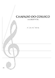 Chapada Do Corisco: Chapada Do Corisco by Joseph Hasper