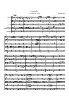 Märzbecher: Nr.2 Rückkehr des Winters – Partitur by Hans-Jürgen Philipp