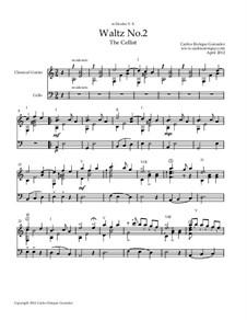 Waltz No.2: Walzer Nr.2 by Carlos Enrique