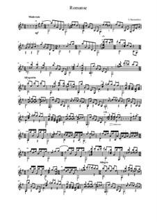 Togliatti Suite: Six Romances by Vitali Barannikov
