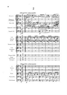 Nr.2 Dumka: Vollpartitur by Antonín Dvořák