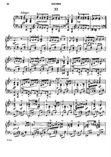 Nr.3 Skočná: Für Klavier, vierhändig by Antonín Dvořák