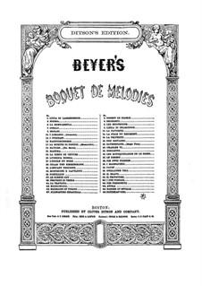Bouquet de Mélodies, Op.42: Robert le Diable by Ferdinand Beyer
