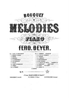 Bouquet de Mélodies, Op.42: Norma by Ferdinand Beyer