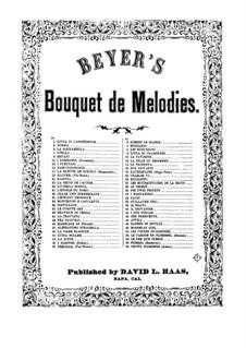 Bouquet de Mélodies, Op.42: Faust by Ferdinand Beyer
